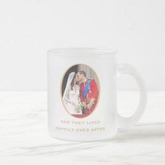 Tasse Givré Mariage royal