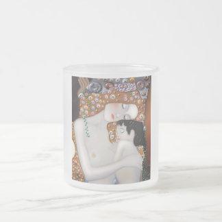 Tasse Givré Mon Klimt Serie : Mère et enfant