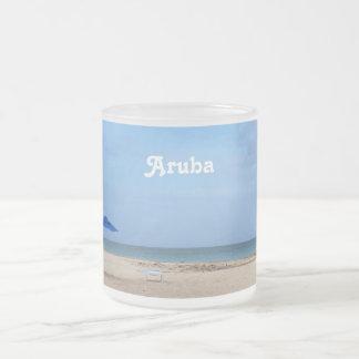 Tasse Givré Solitude d'Aruba