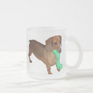 Tasse Givré Teckel miniature