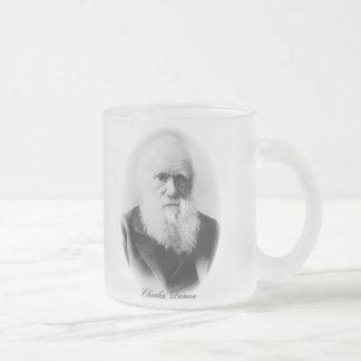 Tasse Givré Vignette de Charles Darwin