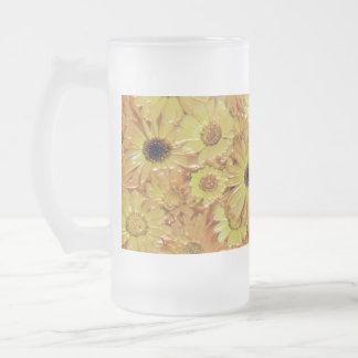tasse givrée en verre de 16 onces