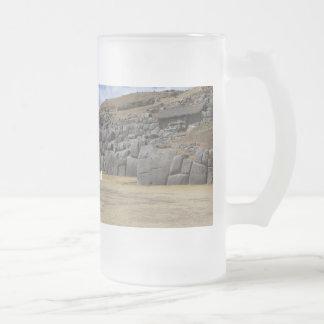 Tasse givrée en verre givré de 473 ml