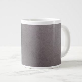 Tasse grise chinée d'éléphant de gradient mug jumbo