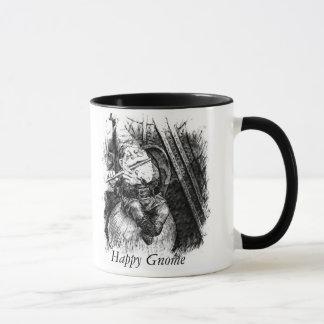 Tasse heureuse de gnome
