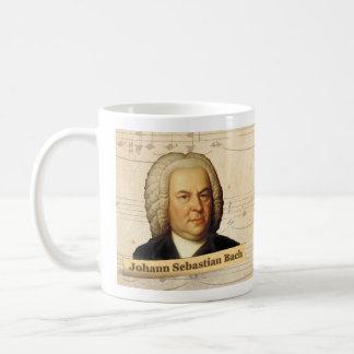 Tasse historique de Johann Sebastian Bach