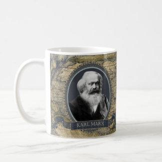 Tasse historique de Karl Marx