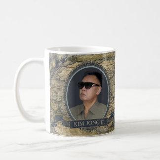 Tasse historique de Kim Jong Il