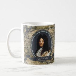 Tasse historique de Louis XIV