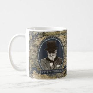 Tasse historique de Winston Churchill