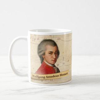 Tasse historique de Wolfgang Amadeus Mozart