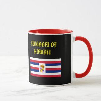 Tasse historique d'Hawaï Kingdomi