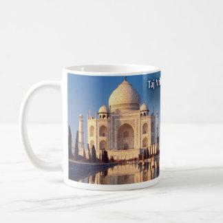Tasse historique du Taj Mahal
