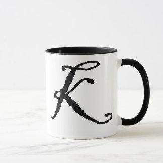 Tasse initiale de K