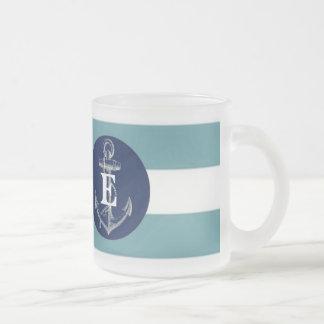 Tasse - initiale nautique