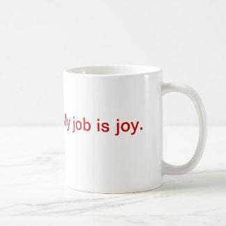 Tasse inspirée - joie