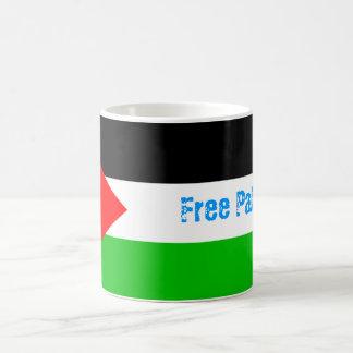 Tasse libre de la Palestine