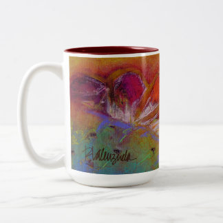 Tasse lumineuse de figue de Barbarie
