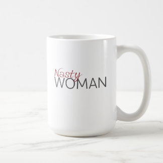 Tasse méchante de femme