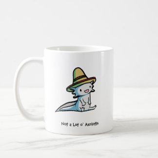 Tasse mexicaine d'Axolotl