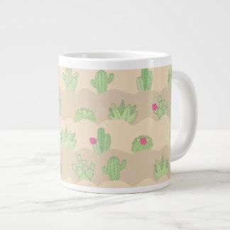 Tasse mignonne de cactus