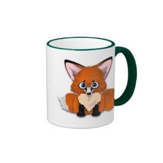 Tasse mignonne de Fox de bébé