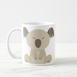 Tasse mignonne de koala