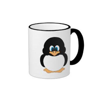 Tasse mignonne de pingouin