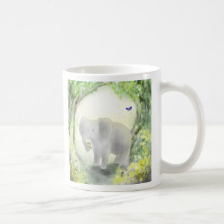 Tasse mignonne d'éléphant
