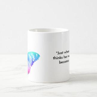 Tasse Morphing avec le proverbe
