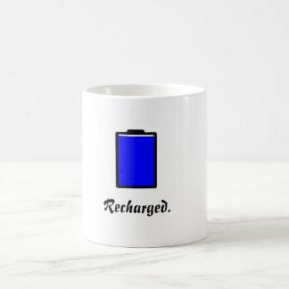 Tasse Morphing rechargée