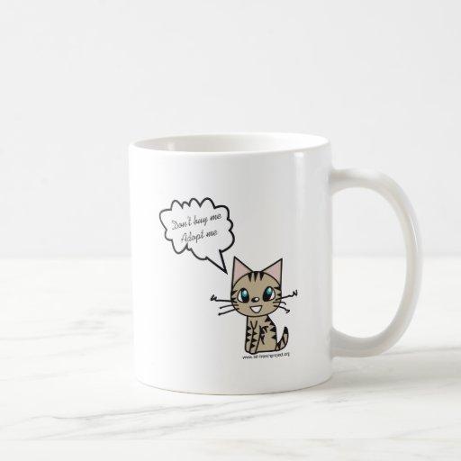 Tasse mug Adopt Me
