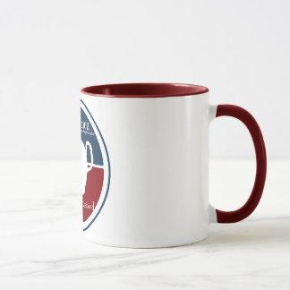 Tasse nationale de révolution de thé