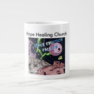 Tasse orientée chrétienne de tasse de café de la