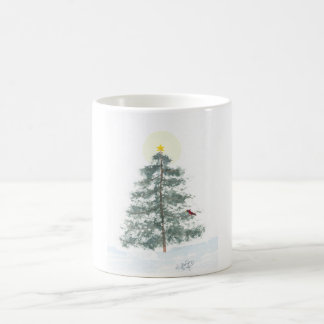 Tasse orientée de Noël