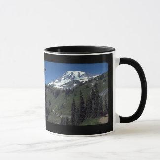 TASSE ou tasse de Washington de parc national de