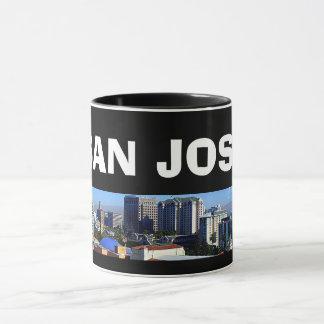 Tasse panoramique de San José