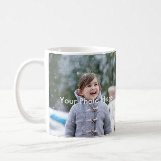 Tasse personnalisée de photo