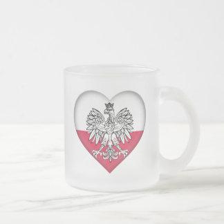 Tasse polonaise d'amour