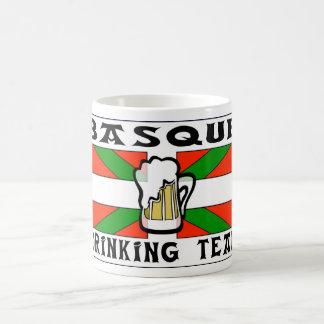 Tasse potable Basque de Coffe d équipe