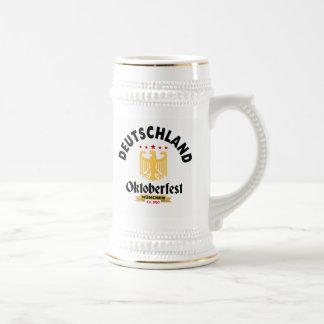 Tasse potable de festival de bière d'Oktoberfest