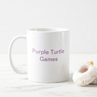 Tasse pourpre de tortue