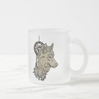 Tasse - receveur de rêve de totem de loup