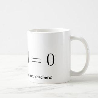 Tasse : Remerciez votre professeur de maths
