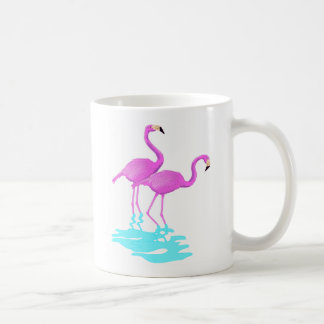 flamant rose mugs flamant rose tasses. Black Bedroom Furniture Sets. Home Design Ideas