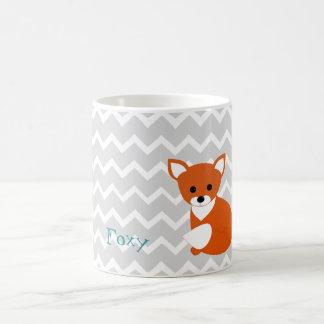 Tasse rusée de Fox