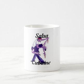 Tasse Salsa cubaine