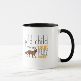 Tasse sauvage de Fox d'enfant