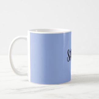 Tasse SAUVÉE de thé de café