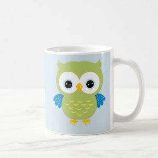 Tasse simple de hibou